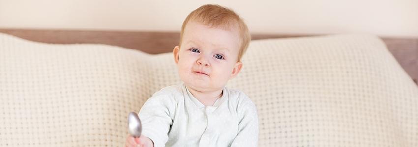 Bebeklerin Kullanacağı Çatal ve Kaşıklar Nasıl Olmalı?